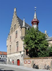 Damme: stadhuis