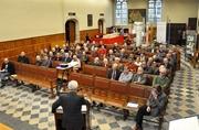 Jaarvergadering 2017: het publiek